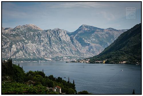 Montenegro: a baia de Kotor