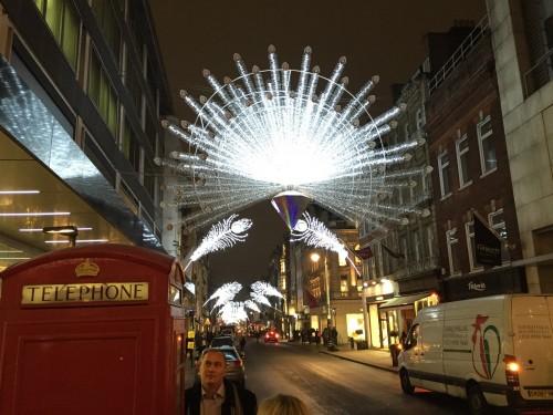New Bond Street 2014