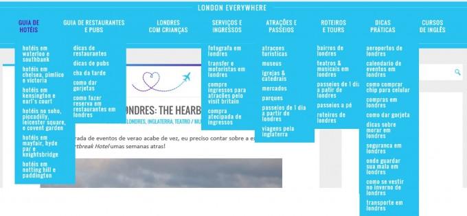 Dicas para morar em Londres