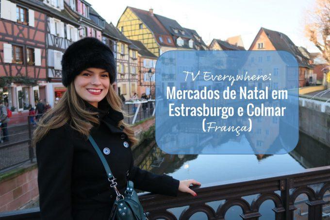 Estrasburgo e Colmar