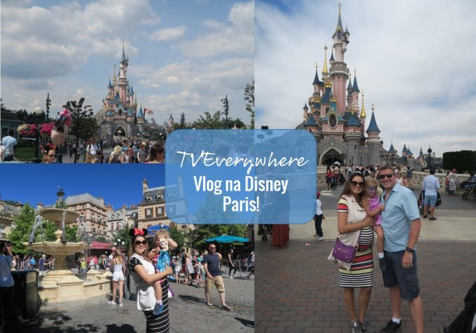 Vlog Disney Paris